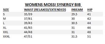 Mossi 90 106 Womens Synergy Bibs Snowmobile Apparel