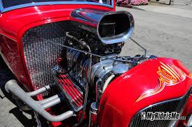 15 of the Best Hot Rod Engines at LA Roadster Show | MyRideisMe.com