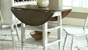 round drop leaf kitchen table furniture maple drop leaf kitchen table drop leaf table and 6