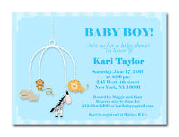 How To Make A Baby Shower Card For A Boy