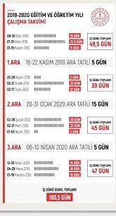 Yarıyıl tatili ne zaman 2019. 15 tatil ne zaman 2019?. 2019 ...