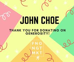 Thank You For Donating Thank You For Donating On Generosity Greater Flushing