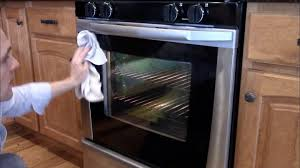 how to take apart an oven door to clean the glass you