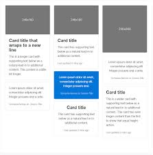 bootstrap card columns