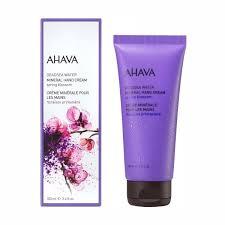 Израильский <b>минеральный крем для рук</b> Весенний цветок Ahava ...