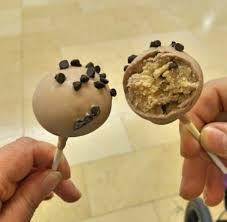 Starbucks Chocolate Chip Cookie Dough Cake Pop My So Called