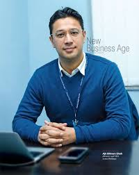A Dreamer, Learner and Achiever | New Business Age | Leading English  Monthly Business Magazine of Nepal