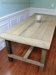 DIY build your own farmhouse table.when we need a kitchen table