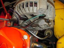 help alternator wiring issue for a bodies only mopar forum