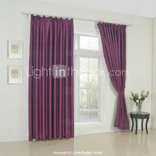 Purple Living Room Curtains Cheap Blackout Curtains Online Blackout Curtains For 2017