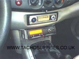 mitsubishi l200 tachograph fitting instructions mitsubishi l200 tachograph fitting dash location