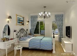 Eastern Mediterranean Style Bedroom Design Renderings