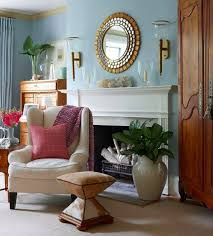how to decorate around a fireplace simple design