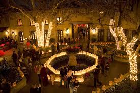 Light Show In Sedona Az Tlaq Luminaries In Tlaquepaque Sedona Arizona Christmas