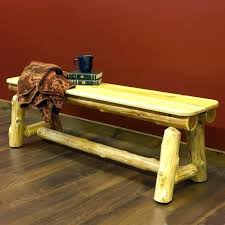 diy rustic bench rustic bench plan rustic bench cedar lake log slab bench rustic bench with