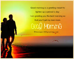 Good Morning Babe Quotes Best of Good Morning Love Messages 24greetings