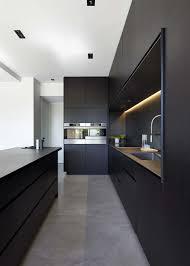 modern black kitchen cabinets. Beautiful Kitchen 43 Dramatic Black Kitchens That Make A Bold Statement Intended Modern Black Kitchen Cabinets