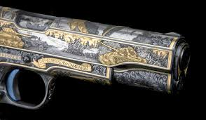Gun Engraving Patterns