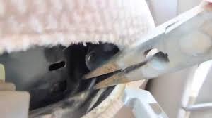 fix jammed car door lock
