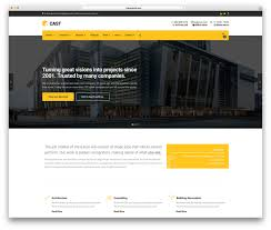 Small Picture 30 Best Construction Company WordPress Themes 2017 colorlib