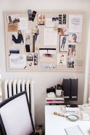 pin board for office. Great Styling On This DIY Pinboard! Alaina Kaczmarski\u0027s Lincoln Park Apartment Tour #theeverygirl Pin Board For Office O