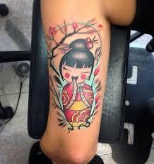 Pin By Jennifer Mc On Tattoos Tattoos Kokeshi Tattoo Beautiful