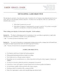 general job objective resume examples general resume objectives for students how to write a joyous