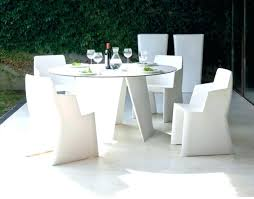 plastic garden table and chairs white garden furniture contemporary stone round garden table in white optional
