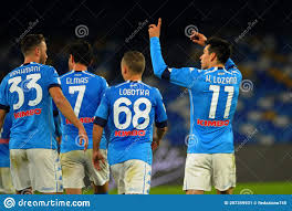 SSC Napoli vs Empoli FC editorial photo. Image of calcio - 207359931