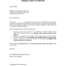 Letter Of Intent For A Job Opening Valid Letter Intent Sample New ...