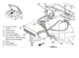 gmc safari fuel pump wiring diagram wiring diagrams and schematics find the fuel pump relay burnt ignition switch causes trailblazer electrical issues
