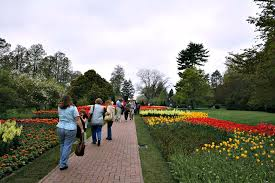 when is the best time to visit longwood gardens pa