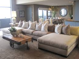 Full Size of Chaise Lounges double Sectional Sofa With Oversized Ottoman  Lounge Extra Large Double.