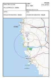 Maps From Zagreb Ldza To Vrsar Ldpv 16 Jul 2011