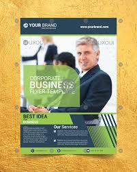 business flyer design templates corporate business flyer design template vector with creative layout uxoui