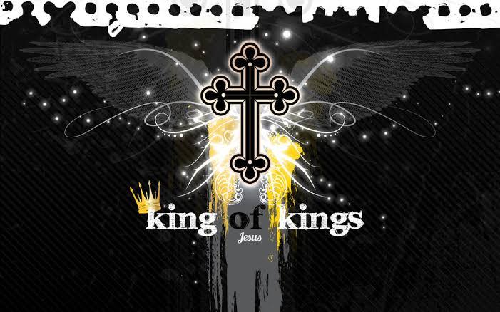 king of kings logo wallpaper