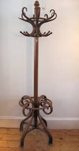 Antique Coat And Hat Rack The Design Enthusiast Amazing Antiques Bentwood furniture An 90