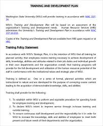 Training And Development Proposal Sample Magdalene Project Org