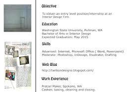 interior design resume template word interior design resume template word designer part time cv templates