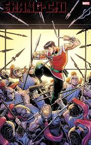 He, along with other asian and asian american superheroes, became a main character in greg pak's agents of atlas series in 2019. Marvel Preview Shang Chi Takes On All Comers On The Cover Of Shang Chi 1