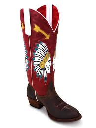 las round toe cowboy boots