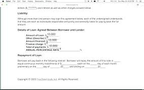 Free Loan Payment Calculator Loan Agreement Template Doc Download Personal Loan Agreement