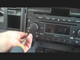 how to remove replace 2002 2006 dodge stratus radio with Dodge Stratus Wiring Harness the removal of the original dodge stratus radio is done you can install a new head unit now 2000 dodge stratus wiring harness