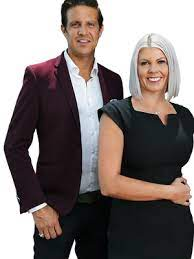 Victoria Nicholson & Tarek Noble - Victoria Nicholson Real Estate - Bribie  Island - realestate.com.au