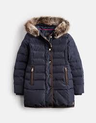 blisworth mini me longline padded jacket 3 12yr