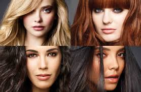 Hair Colors That Compliment Brown Eyes