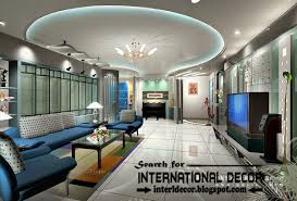 lounge ceiling lighting ideas. led ceiling lights false design of plasterboard for living room lounge lighting ideas c