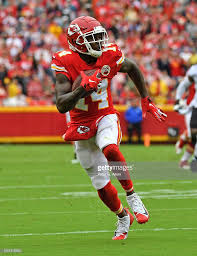 Although there are a wide range of outcomes for his usage (including being limited throughout the game). Wide Receiver Sammy Watkins Of The Kansas City Chiefs Runs Up Field Kansas City Chiefs Funny Kansas City Chiefs Football Kansas City Chiefs