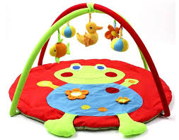 Baby Toys Baby Play Mat Game Mat Infant Prince Frog Educational