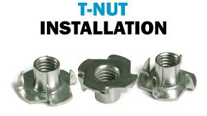 installing t nuts in wood fasteners101